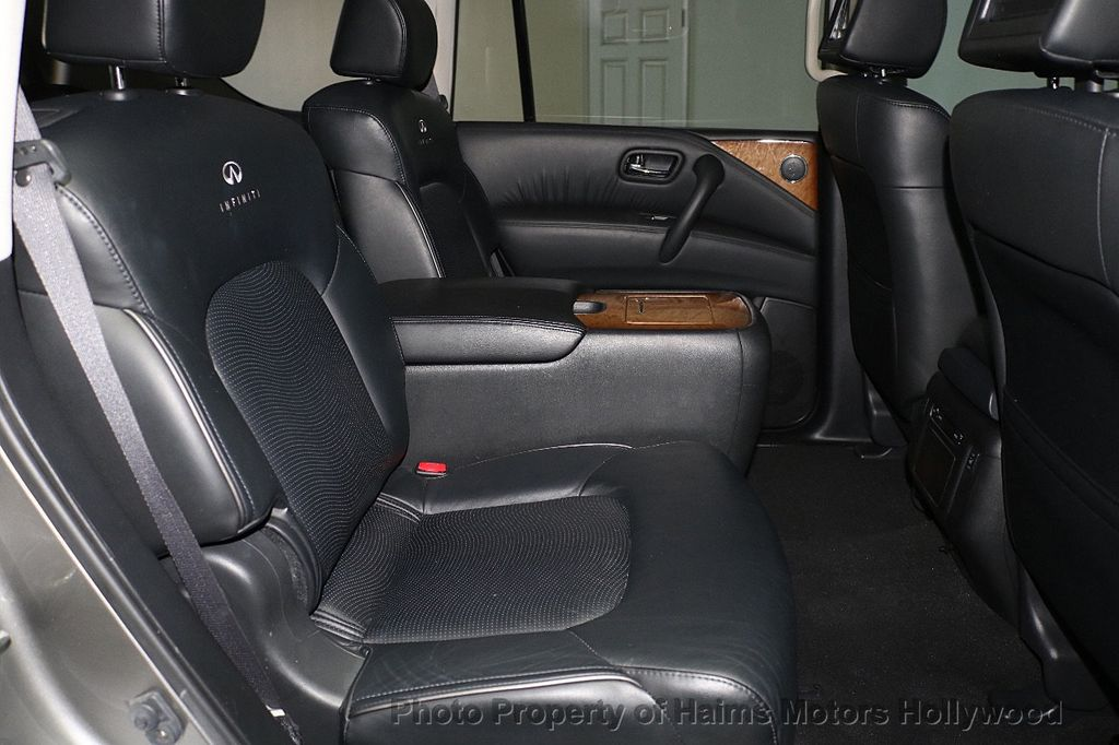2014 INFINITI QX80 4WD 4dr - 17991705 - 16