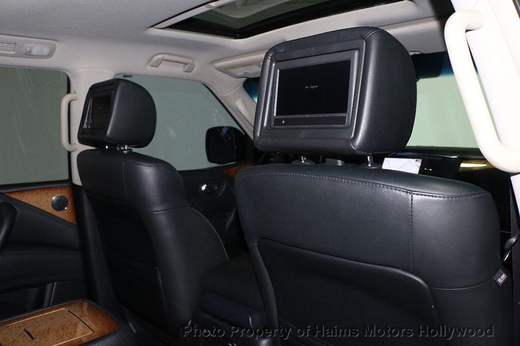 2014 INFINITI QX80 4WD 4dr - 17991705 - 18