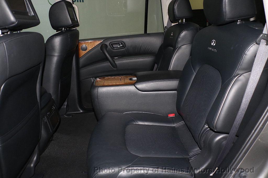 2014 INFINITI QX80 4WD 4dr - 17991705 - 19