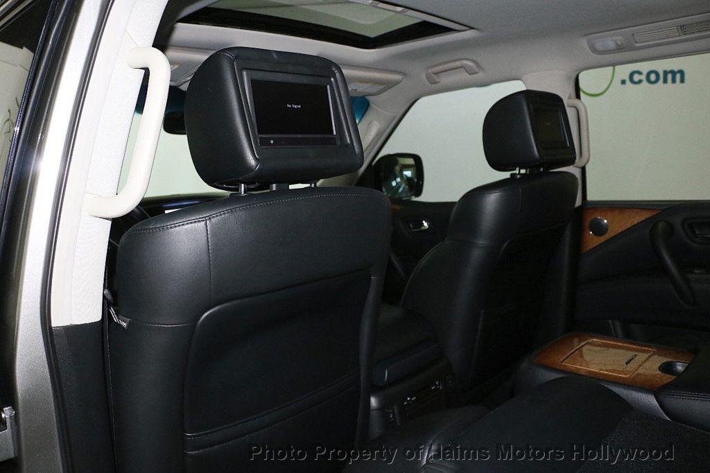 2014 INFINITI QX80 4WD 4dr - 17991705 - 21