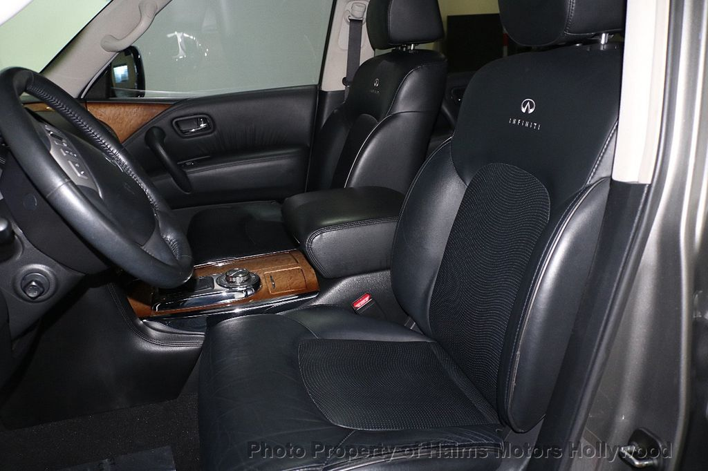 2014 INFINITI QX80 4WD 4dr - 17991705 - 22
