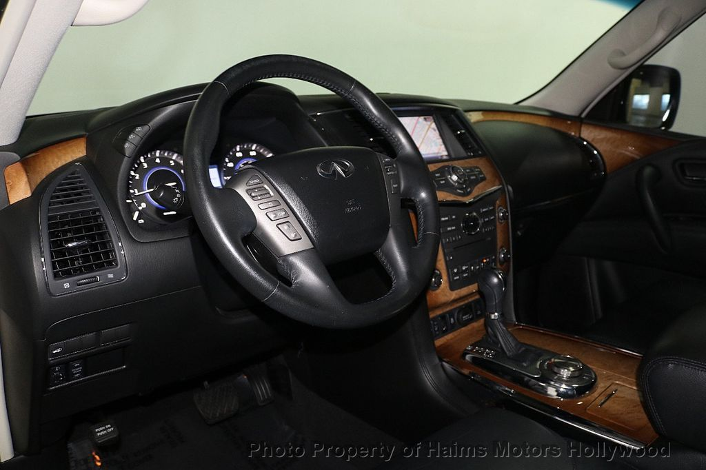 2014 INFINITI QX80 4WD 4dr - 17991705 - 23
