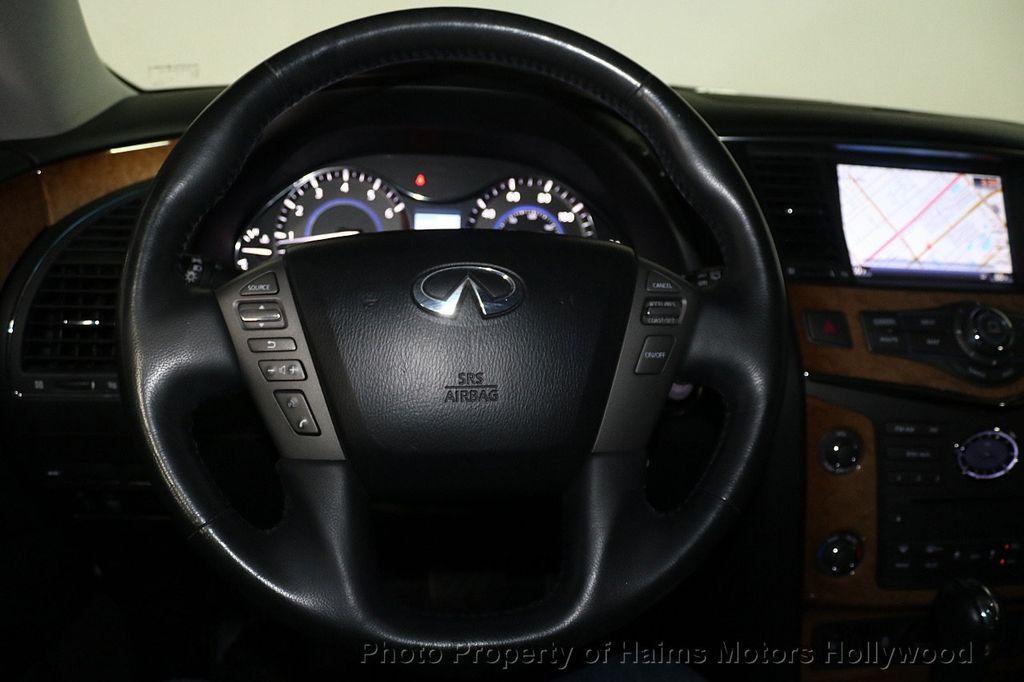2014 INFINITI QX80 4WD 4dr - 17991705 - 34