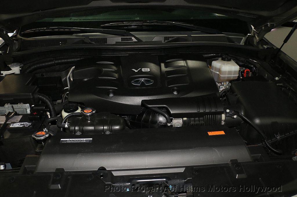 2014 INFINITI QX80 4WD 4dr - 17991705 - 39