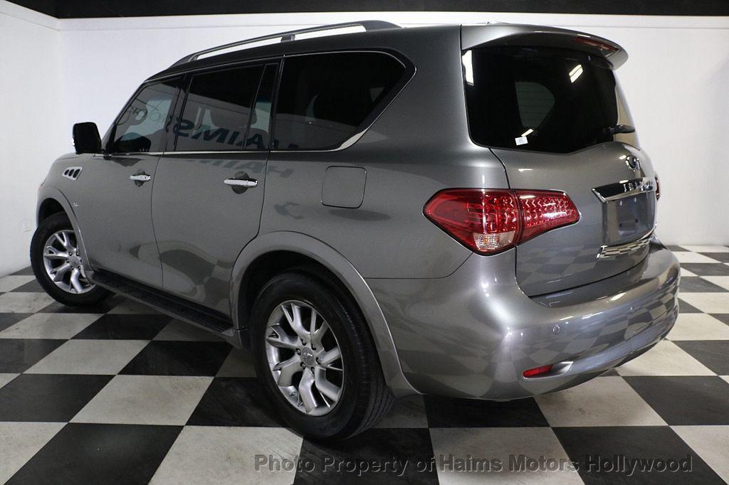 2014 INFINITI QX80 4WD 4dr - 17991705 - 4