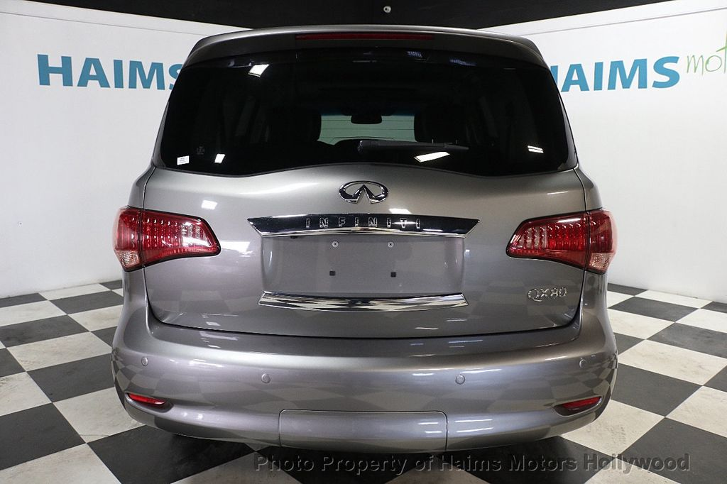 2014 INFINITI QX80 4WD 4dr - 17991705 - 5