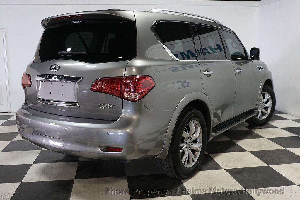 2014 INFINITI QX80 4WD 4dr - 17991705 - 6