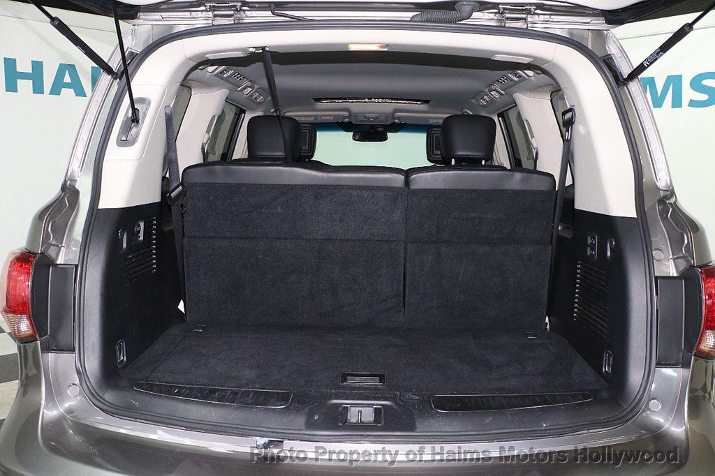 2014 INFINITI QX80 4WD 4dr - 17991705 - 8