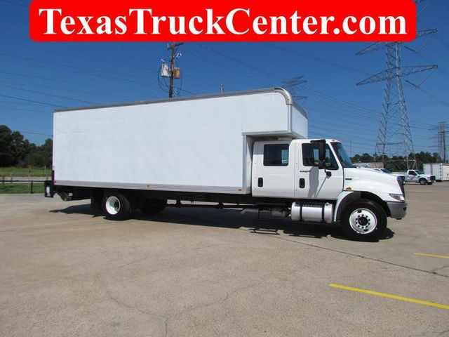 2014 International 4300 Box Truck - 16373895 - 0