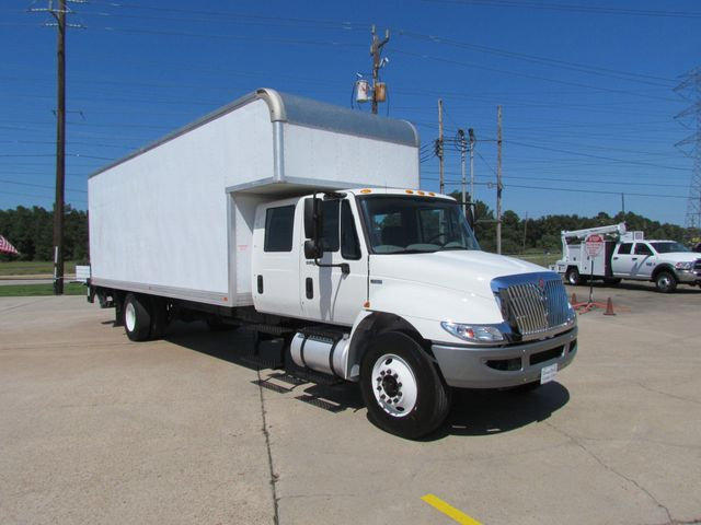 2014 International 4300 Box Truck - 16373895 - 1
