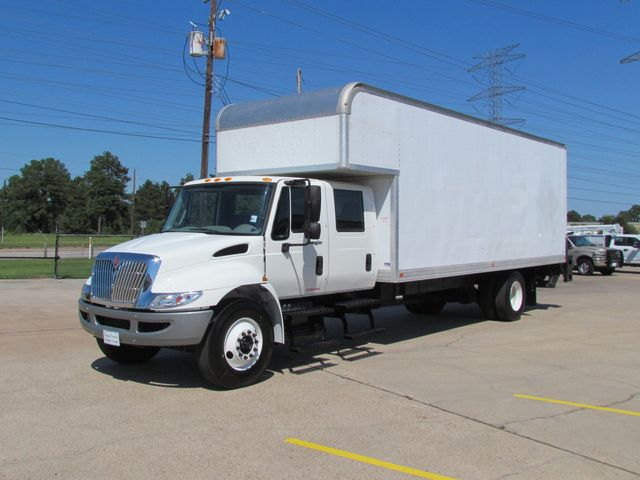 2014 International 4300 Box Truck - 16373895 - 3