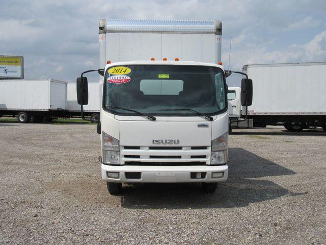 2014 Used Isuzu NPR HD (16ft Box with Lift Gate) at Industrial Power Truck  & Equipment Serving Dallas & Fort Worth, TX, IID 18961358