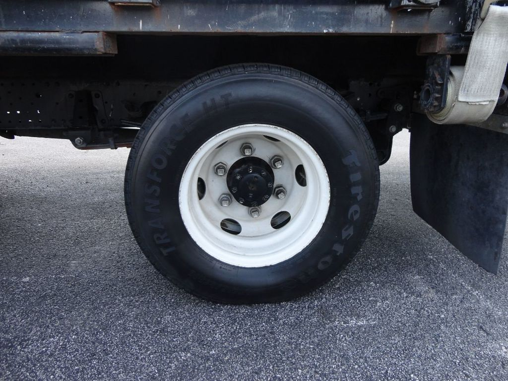 2014 Isuzu NPR HD 16FT FLATBED STAKE BED WITH LIFTGATE..STAKE TRUCK. - 17742657 - 14