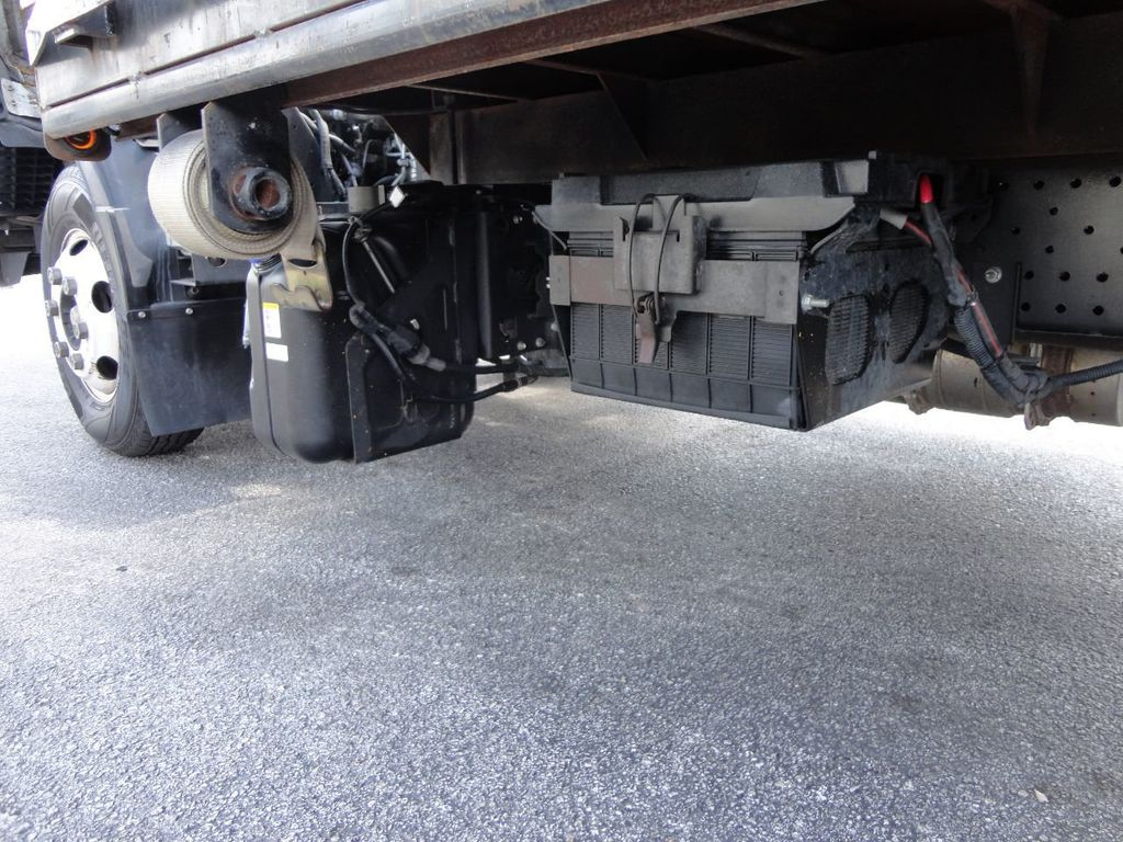 2014 Isuzu NPR HD 16FT FLATBED STAKE BED WITH LIFTGATE..STAKE TRUCK. - 17742657 - 16