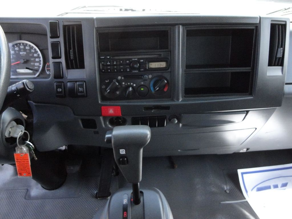 2014 Isuzu NPR HD 16FT FLATBED STAKE BED WITH LIFTGATE..STAKE TRUCK. - 17742657 - 30