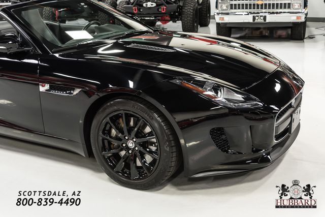 2014 Jaguar F-TYPE 2dr Convertible V6 - Click to see full-size photo viewer