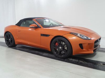 2014 Jaguar F-TYPE 2dr Convertible V8 S - Click to see full-size photo viewer