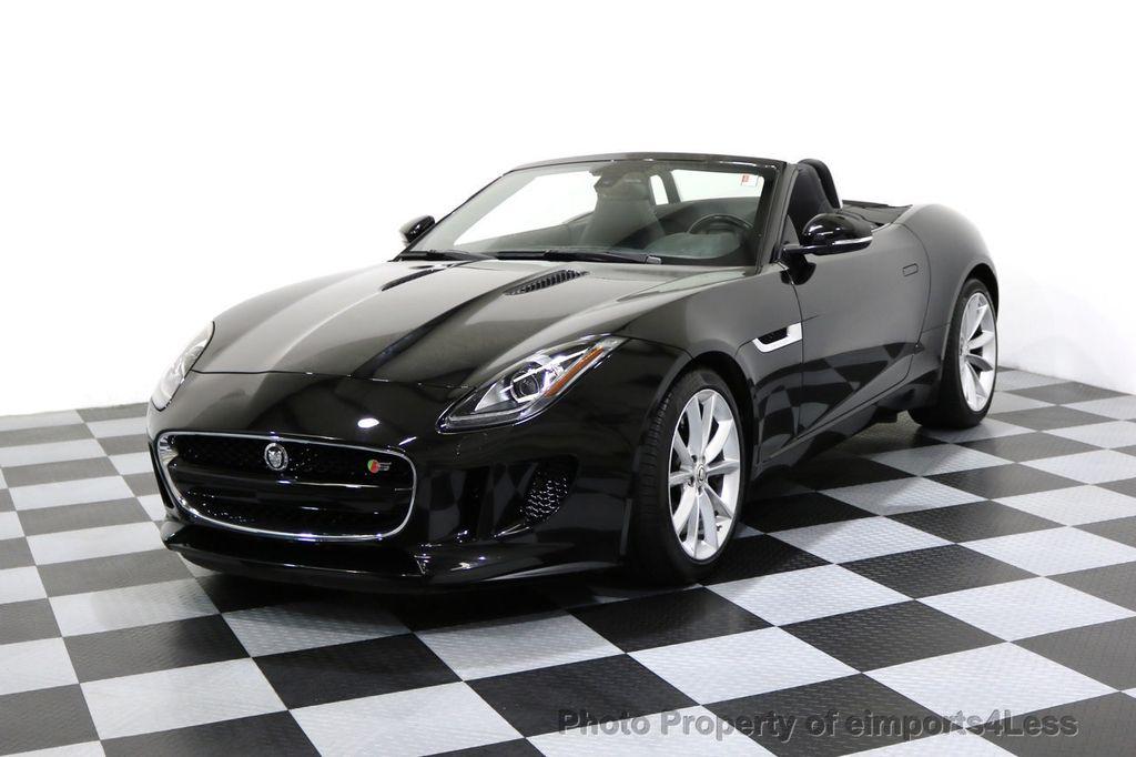 2014 Jaguar F TYPE CERTIFIED F TYPE S CLIMATE MERIDIAN NAVI   17048598