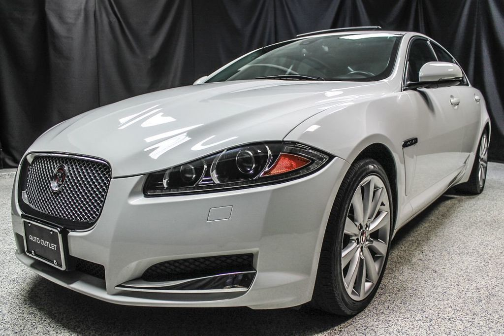 Charming 2014 Jaguar XF 4dr Sedan V6 SC AWD   16587862   0