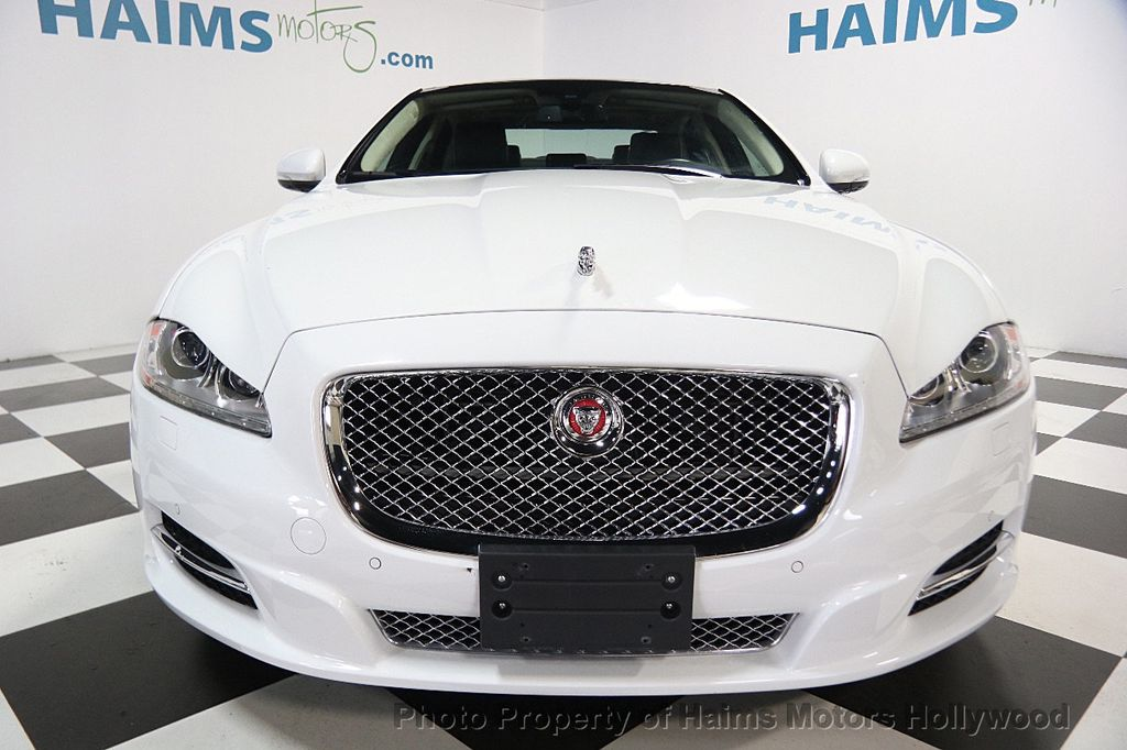 2014 Jaguar XJ 4dr Sedan AWD   16682553   1