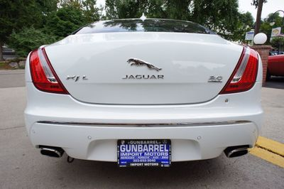 2014 Jaguar XJL  - Click to see full-size photo viewer