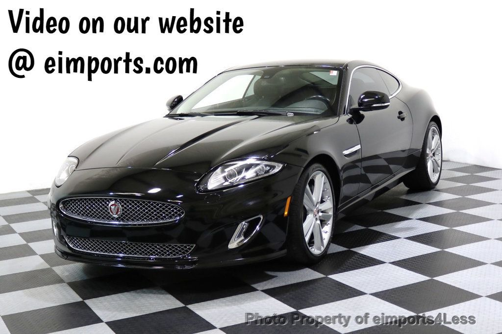 2014 Jaguar XK CERTIFIED XK  - 17365113 - 0