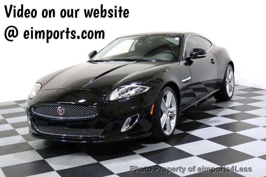 2014 Jaguar XK CERTIFIED XK  - 17365113 - 0