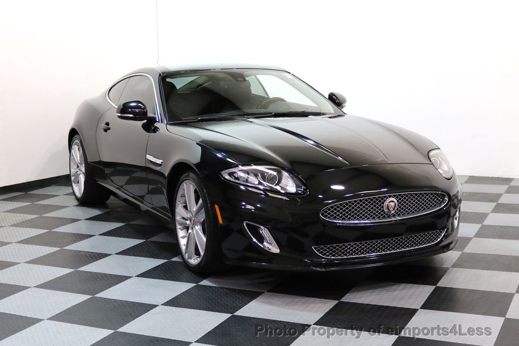 2014 Jaguar XK CERTIFIED XK  - 17365113 - 1