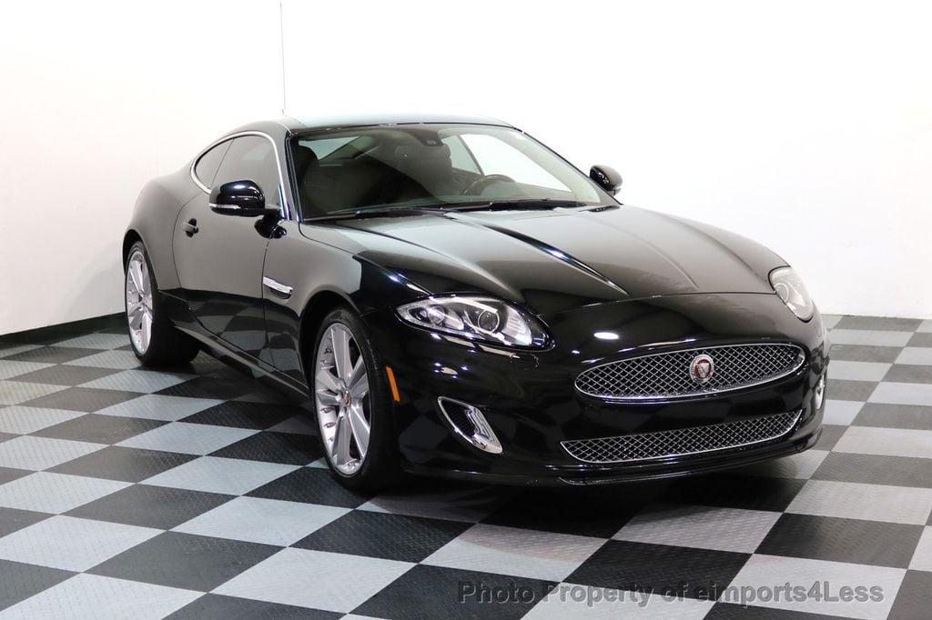 2014 Jaguar XK CERTIFIED XK  - 17365113 - 1