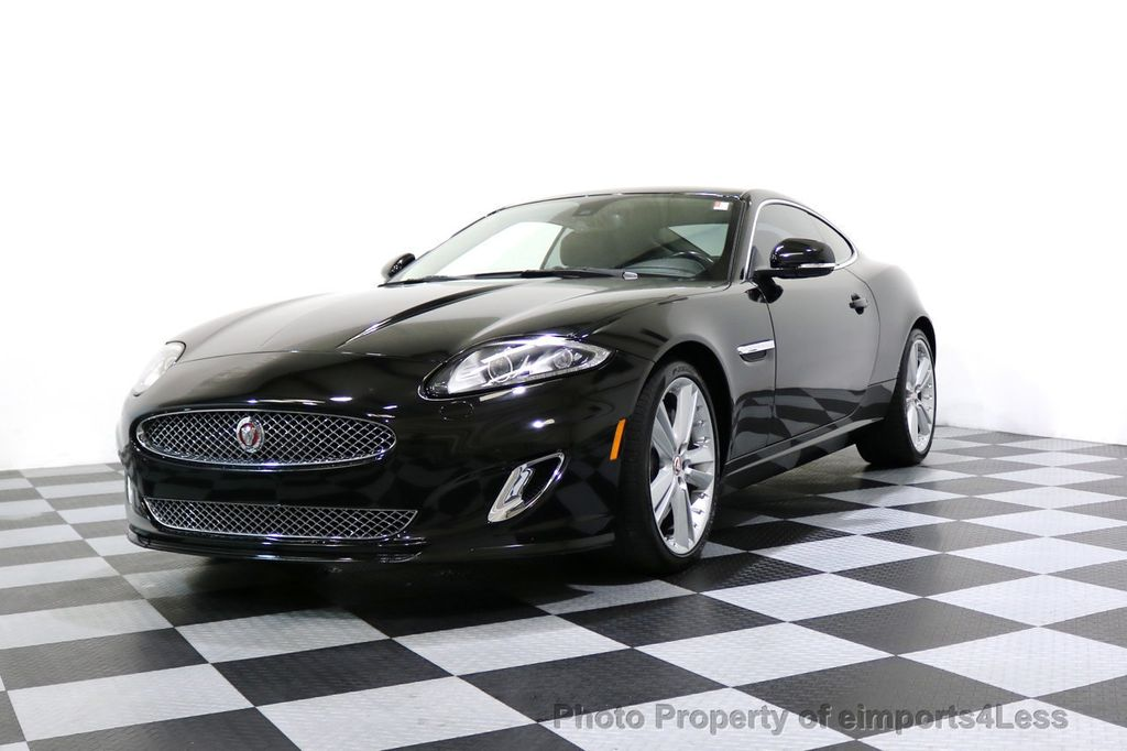 2014 Jaguar XK CERTIFIED XK  - 17365113 - 37