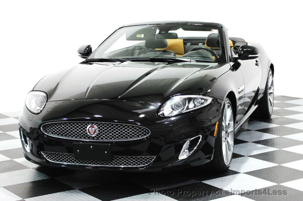 2014 Jaguar XK CERTIFIED XK CONVERTIBLE - 16007899 - 14