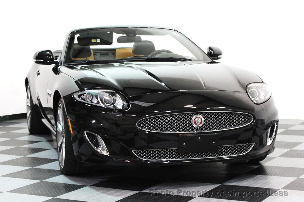 2014 Jaguar XK CERTIFIED XK CONVERTIBLE - 16007899 - 15