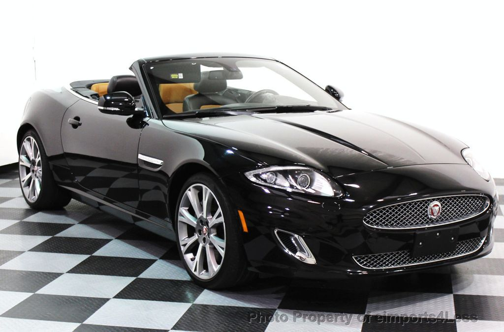 2014 Jaguar XK CERTIFIED XK CONVERTIBLE - 16007899 - 16