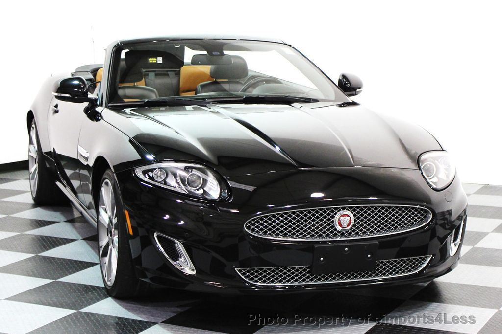 2014 used jaguar xk certified xk convertible at. Black Bedroom Furniture Sets. Home Design Ideas