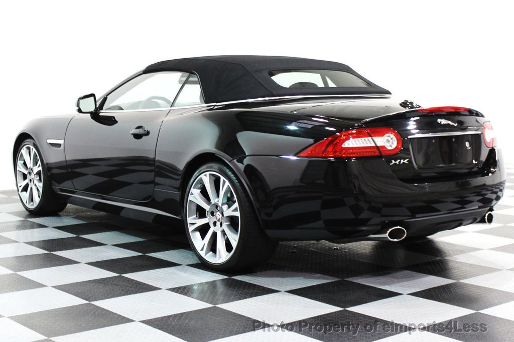 2014 Jaguar XK CERTIFIED XK CONVERTIBLE - 16007899 - 18