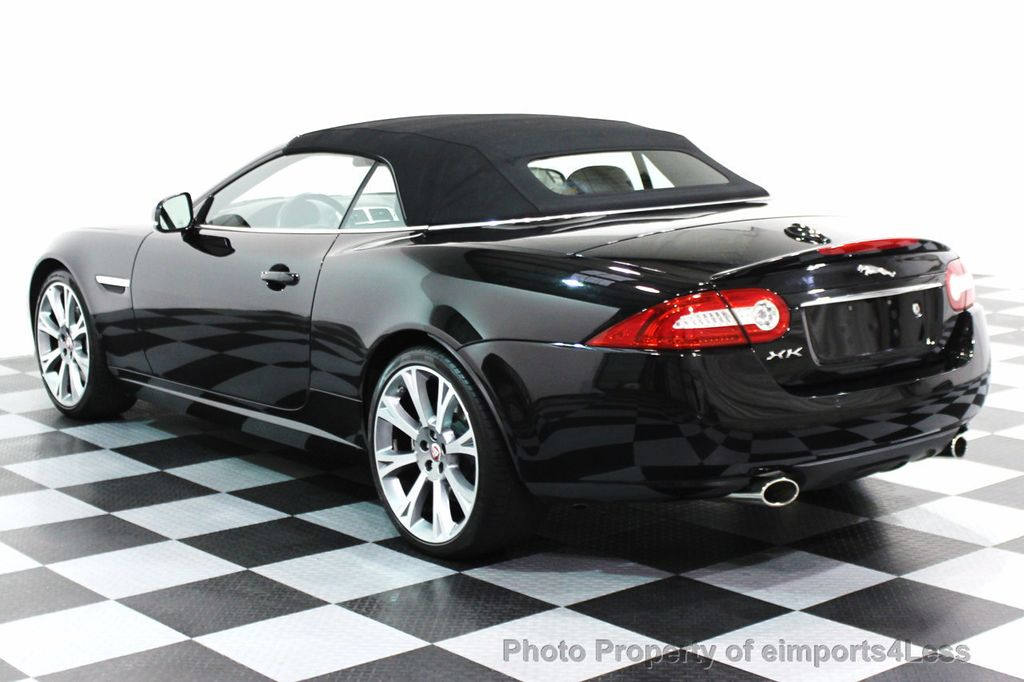 2014 Jaguar XK CERTIFIED XK CONVERTIBLE - 16007899 - 19