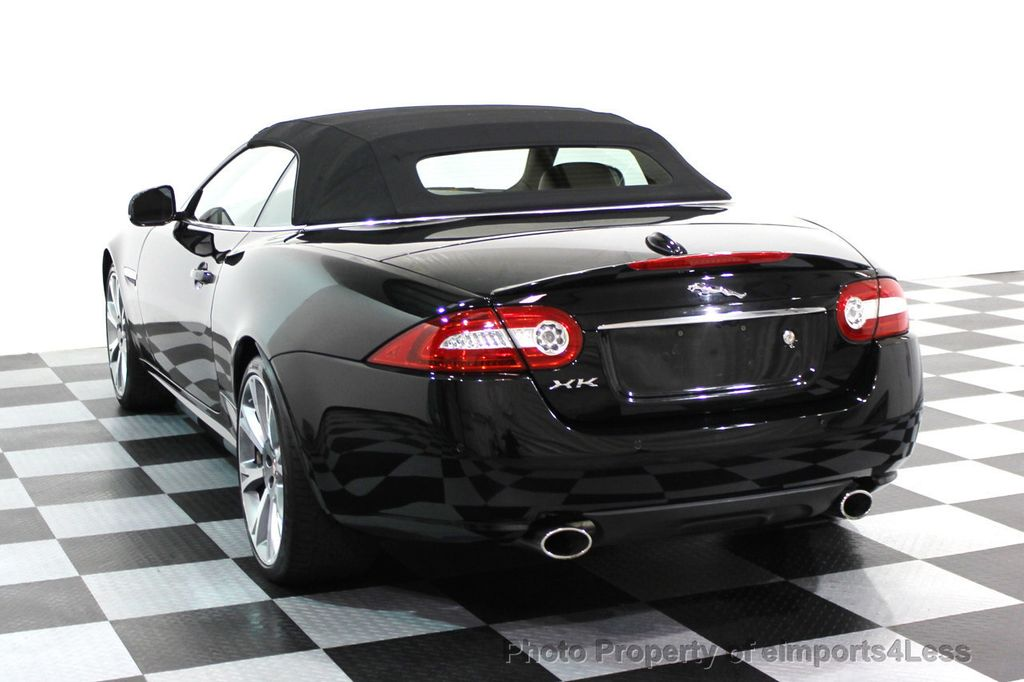 2014 Jaguar XK CERTIFIED XK CONVERTIBLE - 16007899 - 20