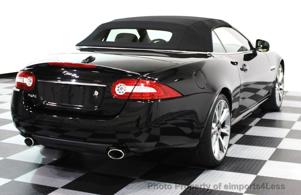 2014 Jaguar XK CERTIFIED XK CONVERTIBLE - 16007899 - 23