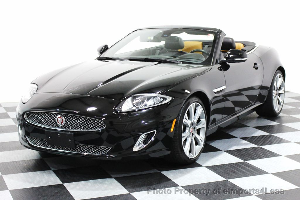 2014 Jaguar XK CERTIFIED XK CONVERTIBLE - 16007899 - 26