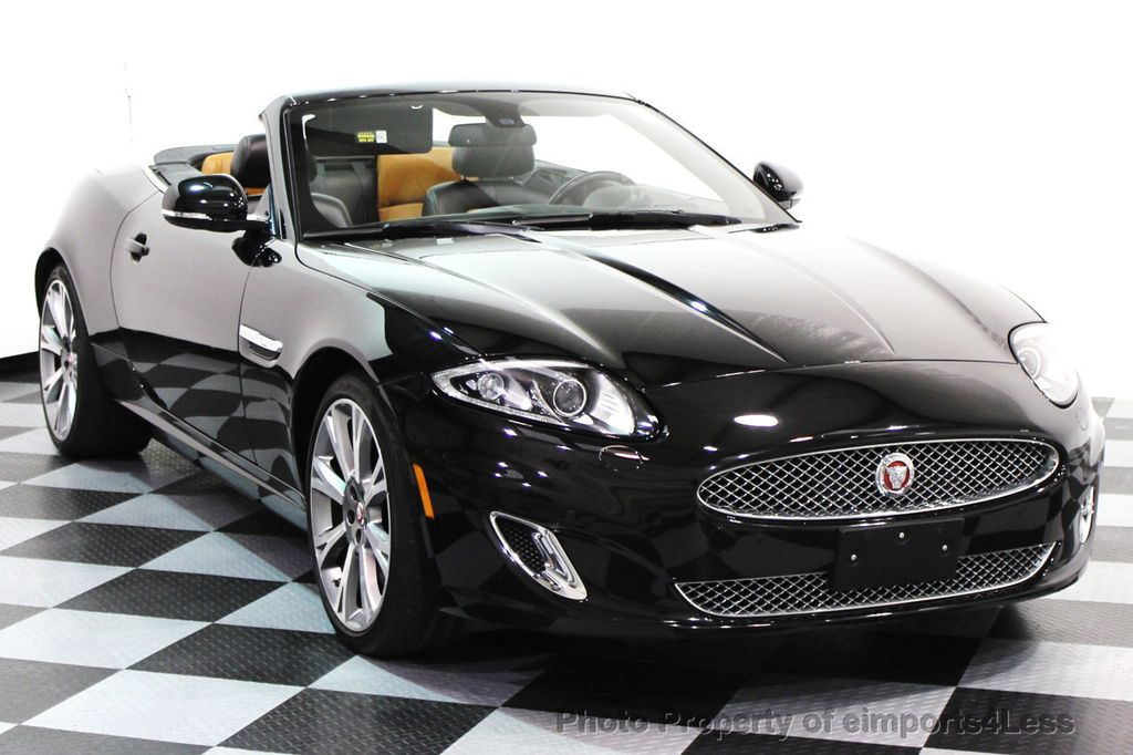 2014 Jaguar XK CERTIFIED XK CONVERTIBLE - 16007899 - 27