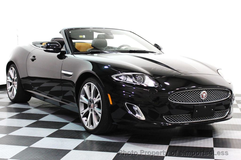 2014 Jaguar XK CERTIFIED XK CONVERTIBLE - 16007899 - 28