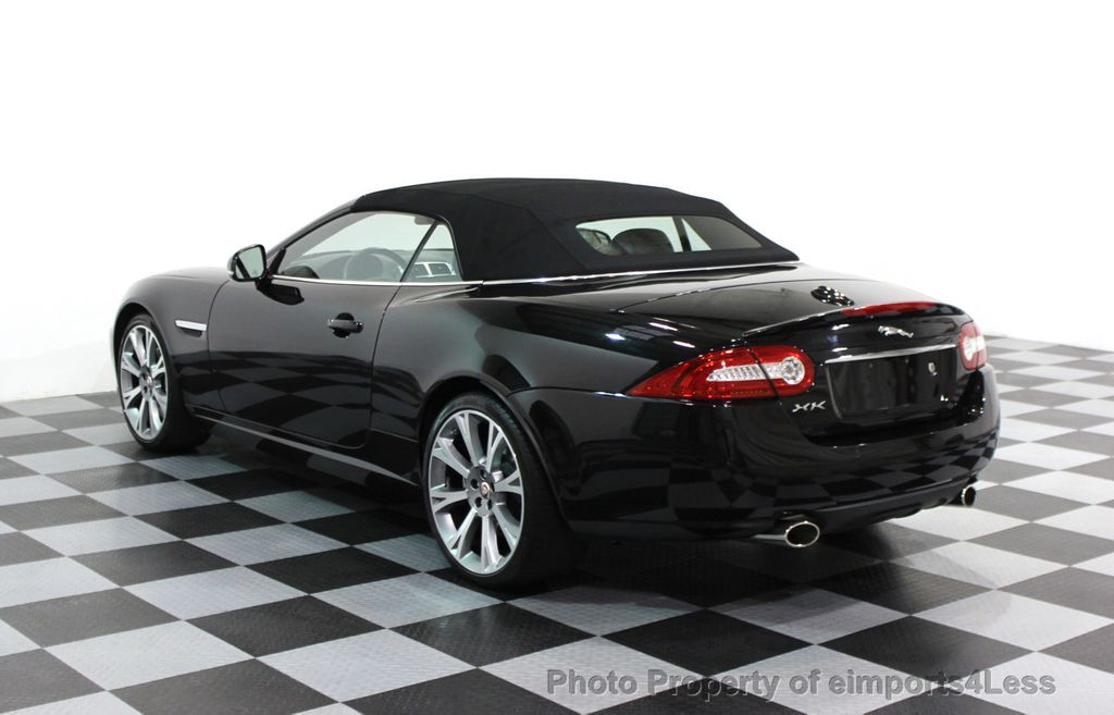 2014 Jaguar XK CERTIFIED XK CONVERTIBLE - 16007899 - 2