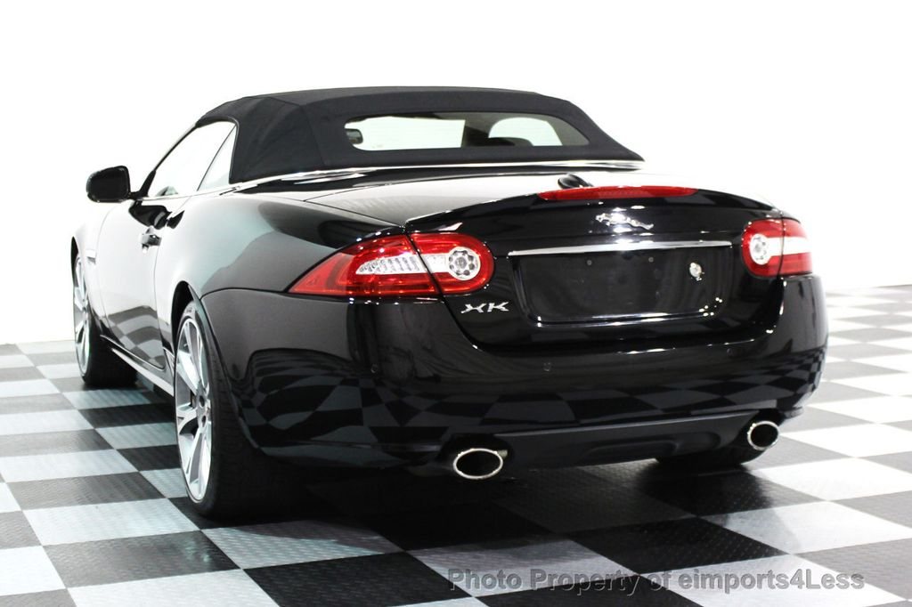 2014 Jaguar XK CERTIFIED XK CONVERTIBLE - 16007899 - 29