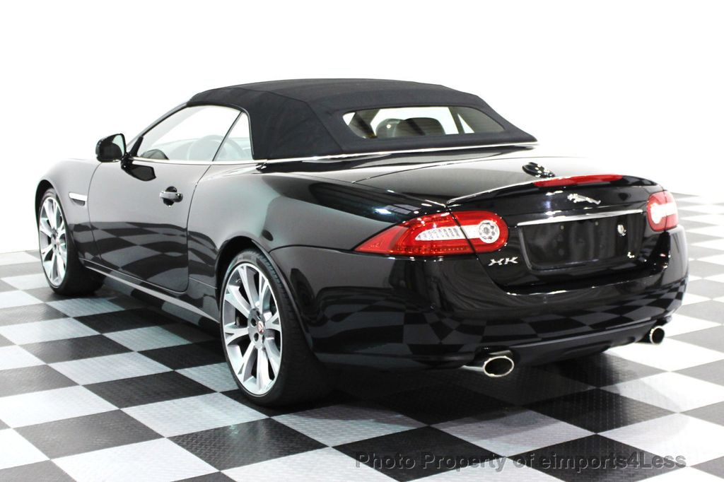 2014 Jaguar XK CERTIFIED XK CONVERTIBLE - 16007899 - 30