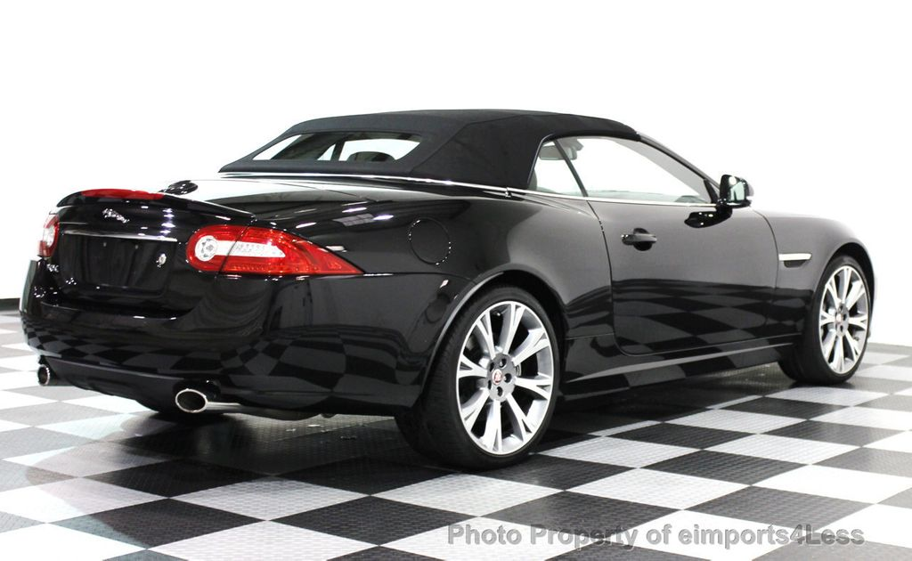 2014 Jaguar XK CERTIFIED XK CONVERTIBLE - 16007899 - 31