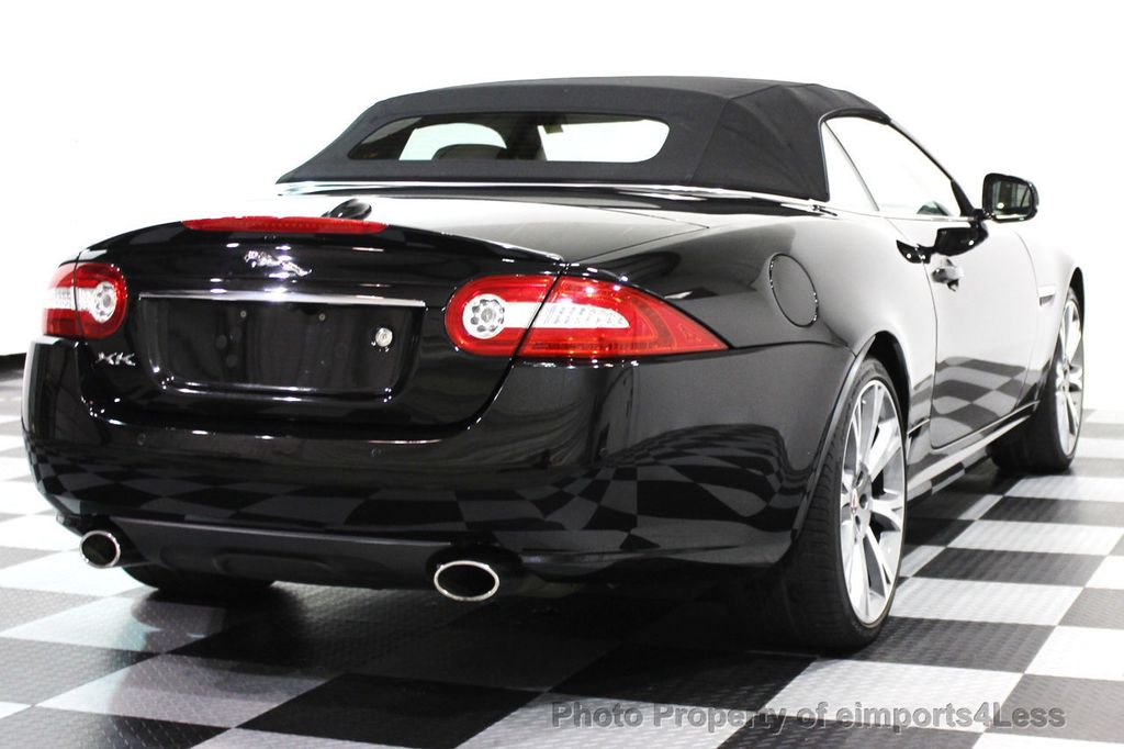 2014 Jaguar XK CERTIFIED XK CONVERTIBLE - 16007899 - 32