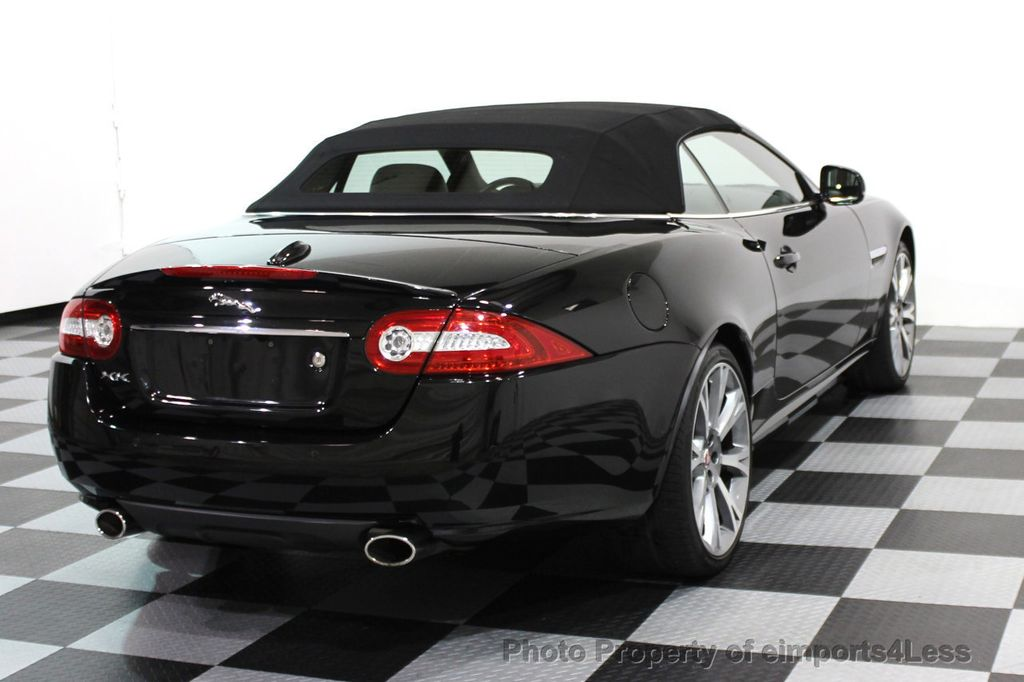 2014 Jaguar XK CERTIFIED XK CONVERTIBLE - 16007899 - 3