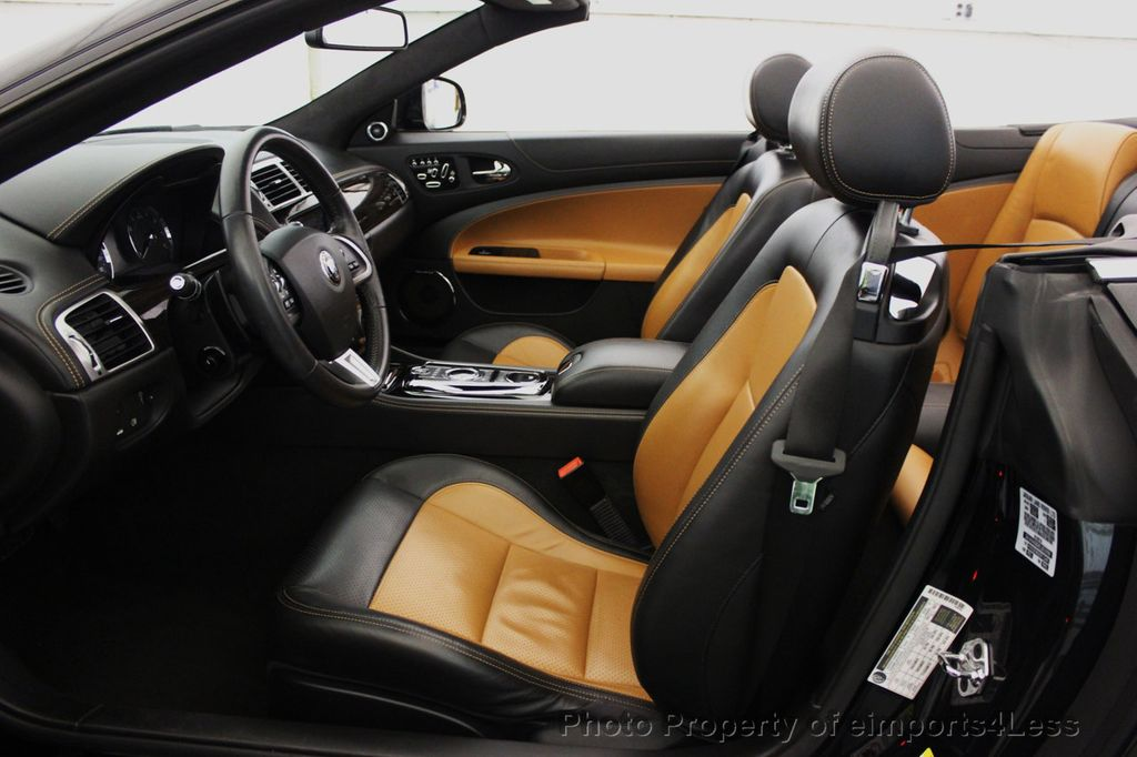 2014 Jaguar XK CERTIFIED XK CONVERTIBLE - 16007899 - 40