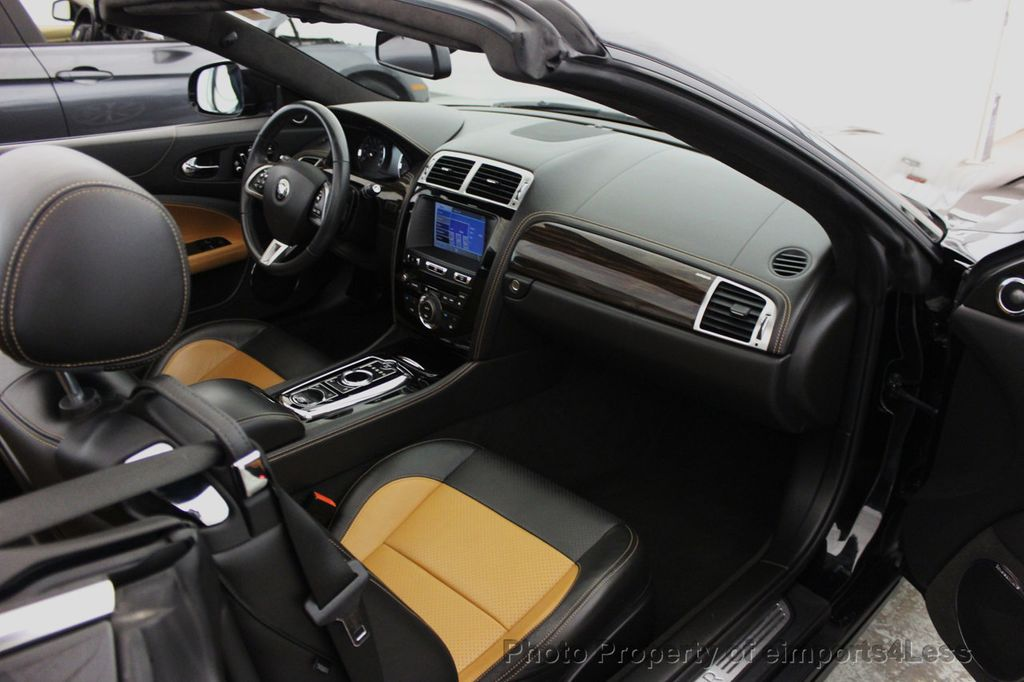 2014 Jaguar XK CERTIFIED XK CONVERTIBLE - 16007899 - 44