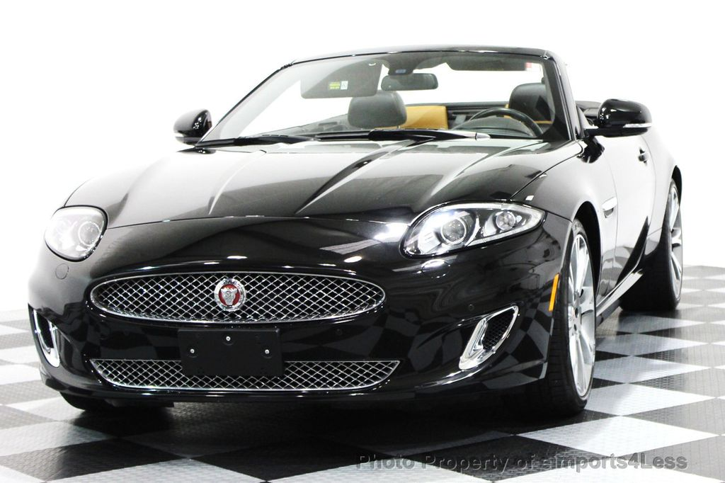 2014 Jaguar XK CERTIFIED XK CONVERTIBLE - 16007899 - 54